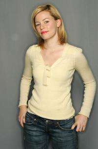 Elizabeth Banks at the 2005 Tribeca Film Festival.