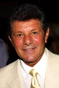 Frankie Avalon at the Light the Way for Lupus Los Angeles benefit.