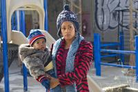 Essence Atkins as Charity in