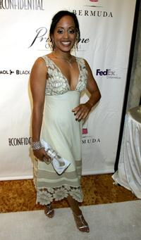 Essence Atkins at the Tinseltown To Gotham Pre-Oscar event.
