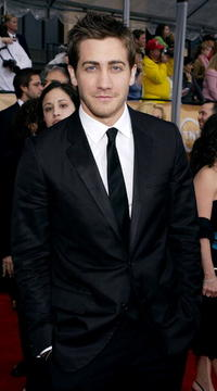 Jake Gyllenhaal at the 10th Annual Screen Actors Guild Awards in Los Angeles.