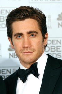 Jake Gyllenhaal at the 64th Annual Golden Globe Awards in Beverly Hills, California.