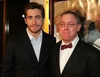Jake Gyllenhaal and James Schamus at the premiere of