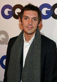 Lukas Haas at the GQ 2007 Men Of The Year celebration.