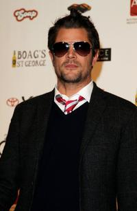 Johnny Knoxville at the ARIA Awards 2006.