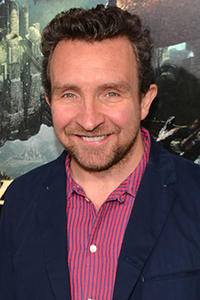 Eddie Marsan at TCL Chinese Theatre for the premiere of
