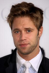 Shaun Sipos at the premiere of