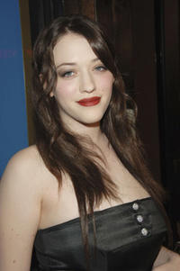 Kat Dennings at the Hollywood premiere of