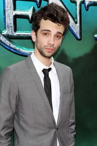 Jay Baruchel at the world premiere of