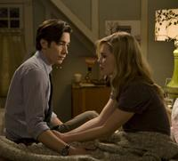 Alison Lohman and Justin Long in
