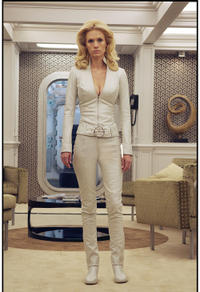 January Jones as Emma Frost in