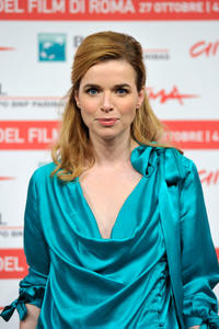 Thekla Reuten at the photocall of