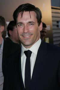 Jon Hamm at the 10th Annual Young Hollywood Awards.