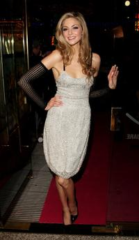 Tamsin Egerton at the world premiere of