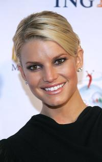 Jessica Simpson at the 2nd Annual Noche De Ninos, in aid of the Childrens Hospital Los Angeles.