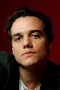 Wagner Moura at the promotion of