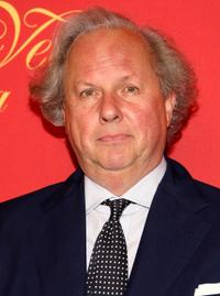 Graydon Carter at the Cartier 100th Anniversary in America Celebration.