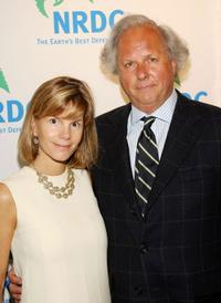 Anna Scott Carter and Graydon Carter at the NRDC's 10th Annual