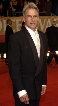 Mark Harmon at the 30th Annual People's Choice Awards.