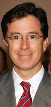 Stephen Colbert at the ACLU Foundation's Annual Torch of Liberty Awards Dinner.