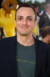 Hank Azaria at the L.A. premiere of