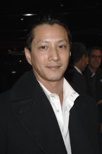 Will Yun Lee at the premiere of