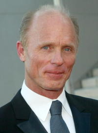 Ed Harris at the opening night gala of the Los Angeles Philharmonic at the Walt Disney Concert Hall in L.A.