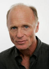 Ed Harris at a portrait session for