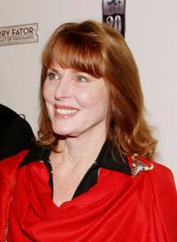 Mariette Hartley at the grand opening of