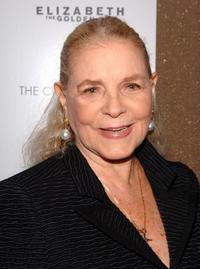 Lauren Bacall at the special screening of