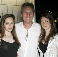 Anthony Head and his Guests at the after party of the UK premiere of