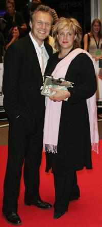 Anthony Head and his wife Sarah Fisher at the Charity Gala Screening of
