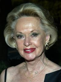 Tippi Hedren at the Seventh Annual Rick Weiss Humanitarian Award Gala.