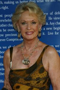 Tippi Hedren at the 36th Annual Academy of Magical Arts Awards Show.