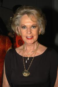 Tippi Hedren at the pre-Halloween costume benefit for Shambala Wildlife Preserve.