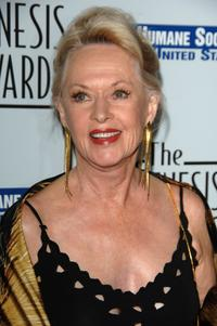 Tippy Hedren at the 21st Genesis Awards.