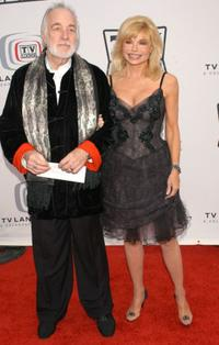 Howard Hesseman and Loni Anderson at the 2005 TV Land Awards.