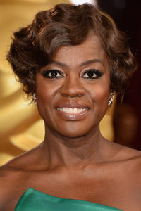 Viola Davis at the 86th Annual Academy Awards