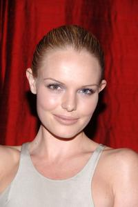 Kate Bosworth at the Calvin Klein After Party during MBFW Spring 08.