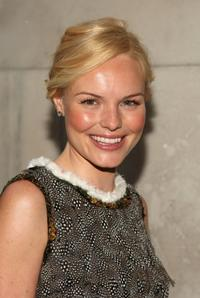 Kate Bosworth at 25th Anniversary of The Annual CFDA Fashion Awards.