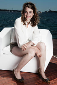 Adele Haenel at the portrait session of