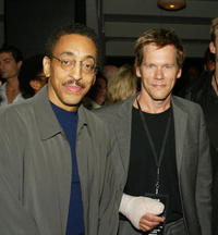 Gregory Hines at the Lennox Lewis and Mike Tyson World Heavyweight Championship Pre-Fight Party.