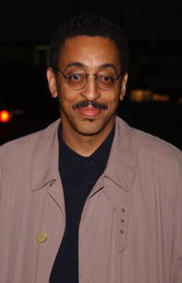 Gregory Hines at the premiere of