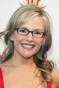 Rachael Harris at the Legendary Bingo 10th Anniversary.