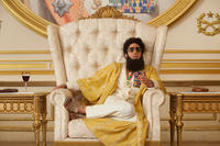 Sacha Baron Cohen as General Aladeen in ``The Dictator.''