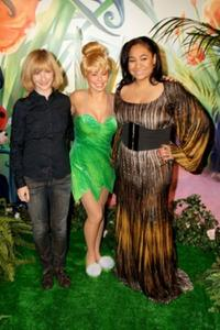 Jane Horrocks, Guest and Raven-Symone at the UK premiere of
