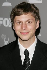 Michael Cera at the 20th Century Fox Television and FOX Broadcasting Company 2006 Emmy party.