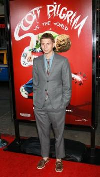 Michael Cera at the California premiere of