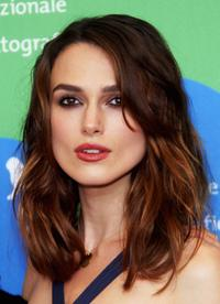 Keira Knightley at the photocall of