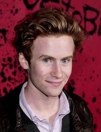 Mark Rendall at the premiere of